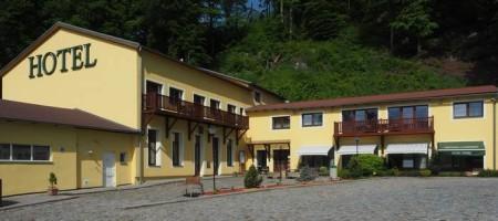 Hotel Výpřež v srdci Česko-Saského Švýcarska